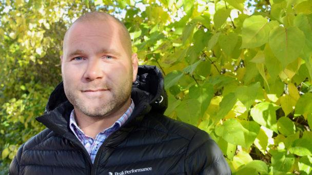 Jesper Borrfors