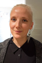 Kati Saarinen från PAM i Finland.
