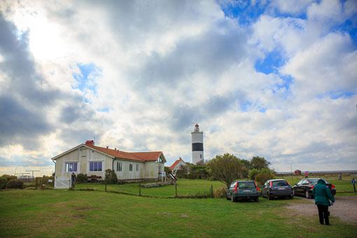 Ottenby fågelstation är Jerker Nilssons arbetsplats tre dagar i veckan.