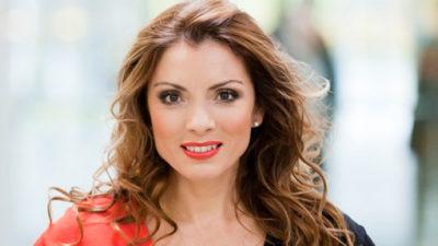 Alexandra Pascalidou är journalist och författare.