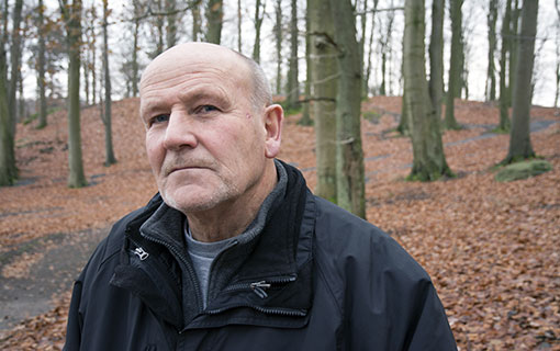 LO:s enkät bland lokala skyddsombud visar att många känner sig motarbetade. Rolf Idegård är en av dem som upplevt sig illa behandlad.