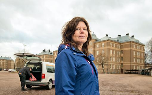 Maria Gustavsson har fått tjänsten som ny områdeschef på Skövde garnison.