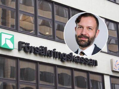 Magnus Eriksson, förbundsjurist på LO-TCO Rättsskydd.