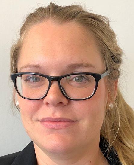 Elin Löfström Engdahl, arbetsmiljöinspektör