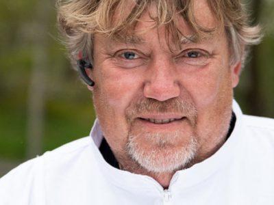 Dennis Cronlund, miljövärd på Botkyrkabyggen