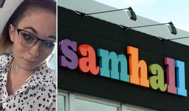 Samhall, Sandra Vestaberg
