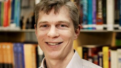 Forskaren Jakob Löndahl