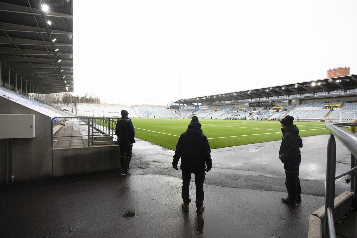 Drifttekniker, IFK Norrköpings fotbollsarena