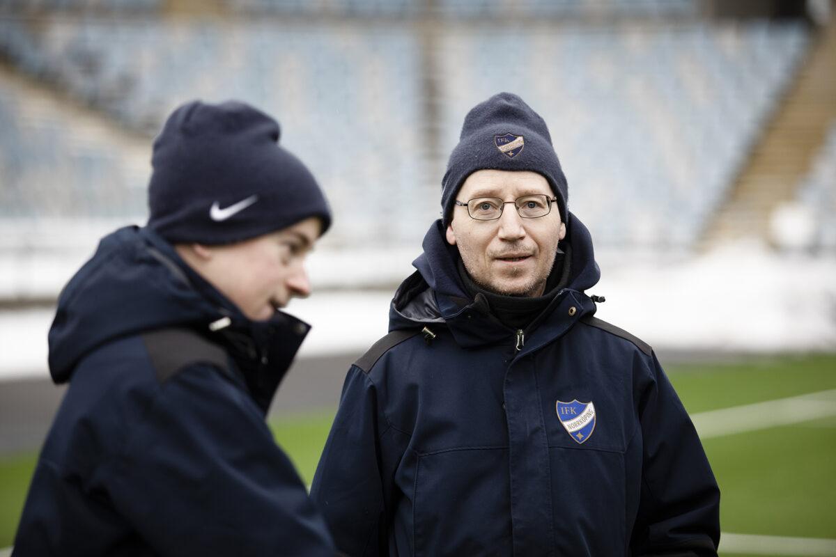 Drifttekniker, IFK Norrköping