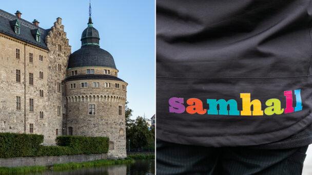 Samhall Örebro